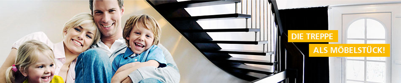 Die Treppe als Möbelstück